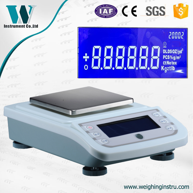 827ece9d61ff US $58.0 |New WA20002Y Precision Jewelry gold food weighing counting  kitchen scale 2KG x 0.01g Laboratory analytical balance-in Weighing Scales  from ...