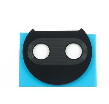 Lente de bisel de cámara de vidrio trasero Original funda para Motorola Moto G6 Z3 Play X4 Z2 Play Z2 Force XT1789 nuevo en Stock + seguimiento