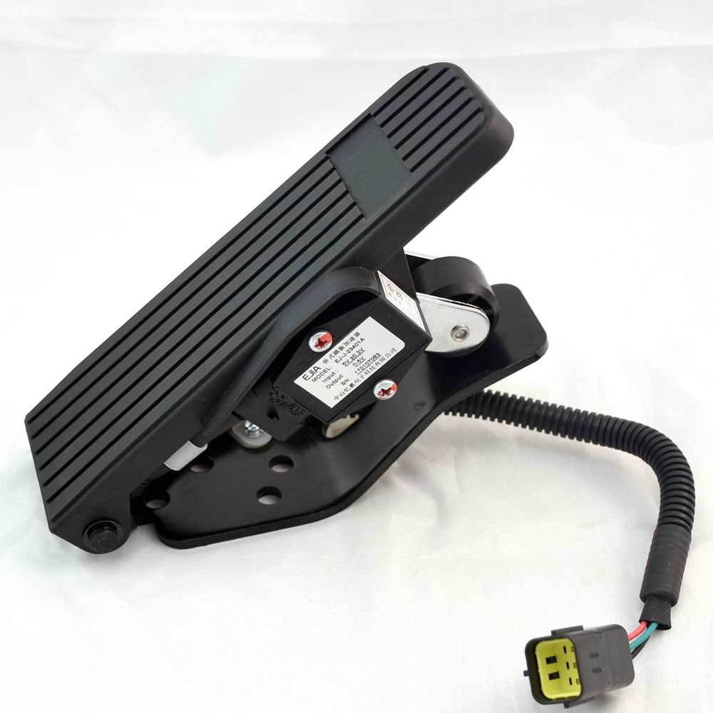 Waterpfoot Electric Accelerator Foot Pedal For Golf cart forklift truck which use Curtis controller