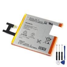 Оригинальные Замена sony Батарея LIS1502ERPC для sony Xperia Z L36h L36i C6602 C6603 S39H SO-02E Подлинная телефон Батарея 2330 мАч
