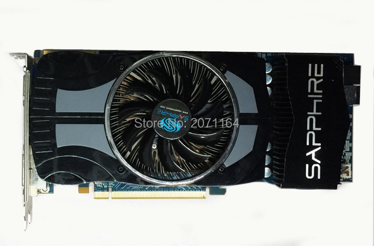 Desktop graphics for sapphire for AMD HD4870 1GB DDR5 256-bit  PCI-E card game
