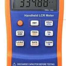 Профессиональный Высокоточный Ручной Измеритель иммитанса TH2822C отсчетов цифровой мост измеритель индуктивность емкость Сопротивление метр