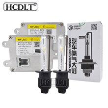 Hcdlt 4300 K 5000 K 6000 K Canbus ксеноновый комплект HID H1 H3 H7 H11 HB3 HB4 9012 D2H Cnlight Ксеноновые лампы 35 Вт Hylux 2A88 Canbus балласт