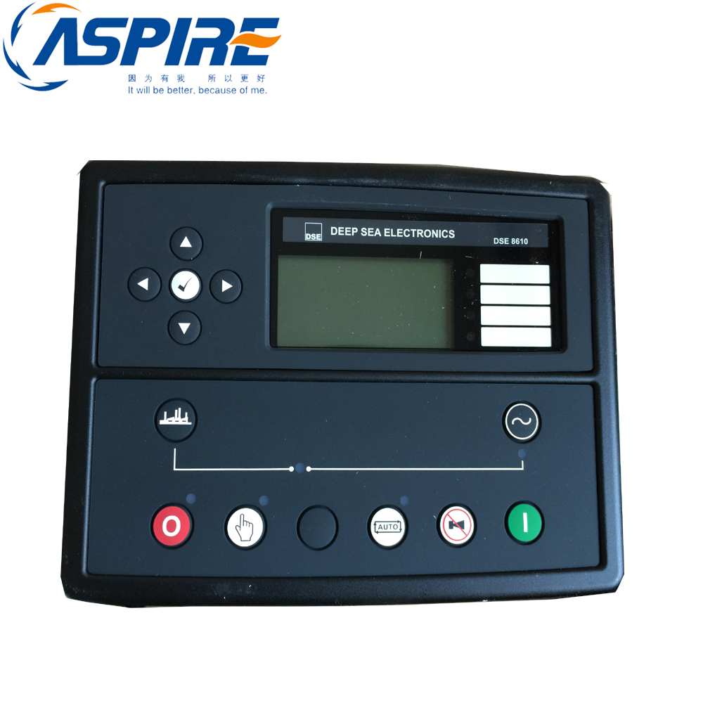 Free Shipping! controller DSE8610 synchronous generator panelFree Shipping! controller DSE8610 synchronous generator panel