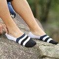 2016 новый 10 шт. = 5 париж Весной, лето полосой носки хлопок дышащая комфортно контактные носки, модные мужские носки