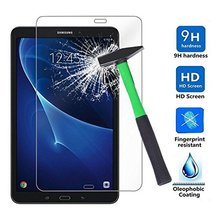 9H Screen Protector For Samsung Galaxy Tab A A6 10.1  Tempered Glass For Galaxy Tab A 10.1inch SM-T580 SM-T585 Tablet glass touch lcd for samsung galaxy tab a t580 t585 sm t580 sm t585 touch screen digitizer glass lcd display replacement parts black
