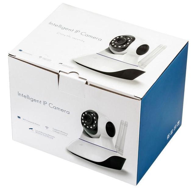 KERUI N62 WiFi Camera IR Cut IP Camera Pan/Tilt Wireless Surveillance CCTV Camera 720P HD 1MP CMOS Home Security Babby Monitor