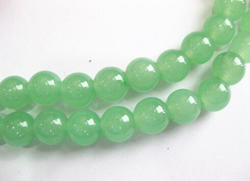8MM AAA Natural tiger eye stone / green / Yellow / pink Jades Round Loose Beads 15 >>> women jewerly Free shipping