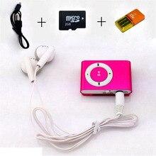 MP3 Colorful Mini Mp3 Music Player