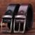 DINISITON aleación pin hebilla de cinturón de cuero de vaca hombre cuero genuino de la alta calidad de la vendimia vaqueros cinturón cinturones hombre Freeshipping