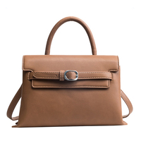 2017 Women Casual Tote Bag PU Leather Ladies Handbag Cross Body Shoulder Bag High Quality OL
