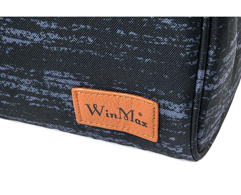 Winmax marca novo estilo térmico saco térmico
