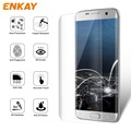 ENKAY Full Screen Film for Samsung Galaxy S7 Edge / G935 9H Tempered Glass 3D Curved Hardness Explosion-proof Full Coverage Film