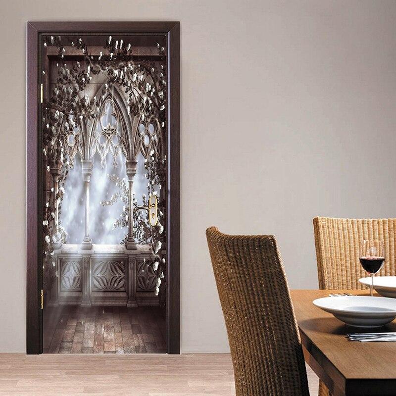 Wohnzimmer Tür, europäischen stil römischen spalte große wandbild tapete wohnzimmer, Design ideen