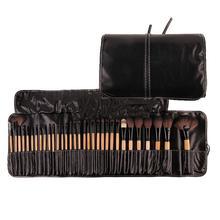 32/24pcs Professional Makeup Brushes Set Make Up Powder Brush Beauty Cosmetic Tools Kit Eyeshadow Lip Bag