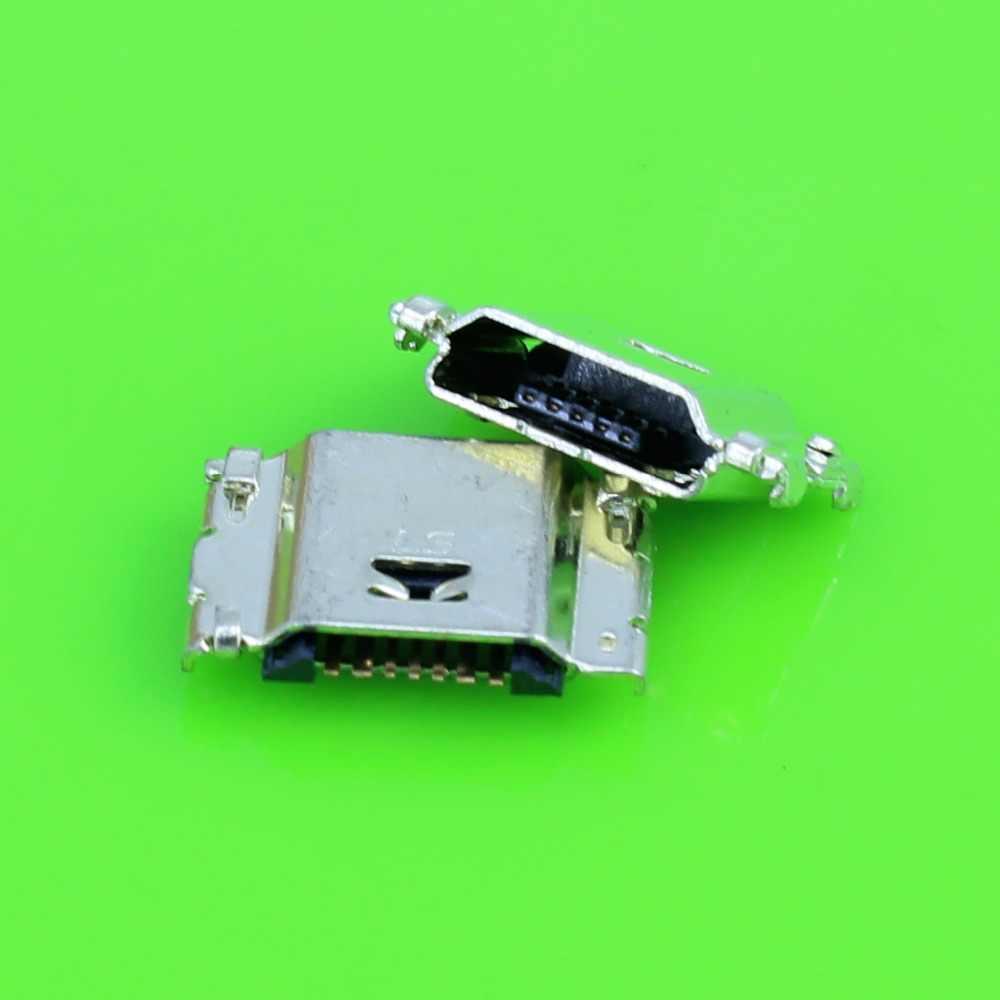New Micro USB Pengisian Pelabuhan Jack Konektor Untuk Samsung Galaxy J1 J5 SM-J500 SM-J100 J100 J500 J3 J300F