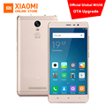 Original xiaomi redmi note 3 pro telefone móvel 5.5 polegada fhd 2 GB 16 GB 64bit Snapdragon 650 ROM 16.0MP 4G LTE Fingerprint Global