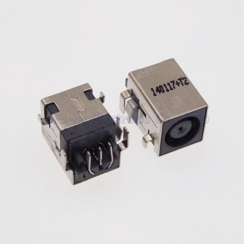 Digital Cables 10pcs Dc Power Jack For Hp 2530p 2540p 2710p 2730p 2740p 2760p Etc Dc Jack Dc Power Interface Soft And Antislippery