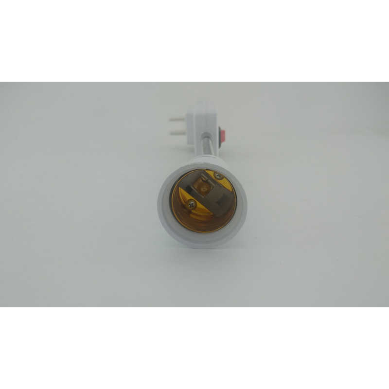 E27 Bulb Socket E27 Lamp Holder Light Socket With Switch EU US Plug Lamp Holder Energy Saving Lampada LED Table Lamp Led Base