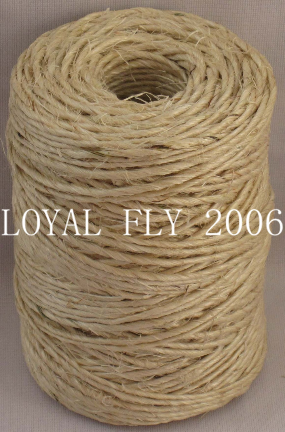2 pcslot total 160m sisal twine15mm 1ply twisted - Sisal Rope