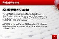 acr122u NFC и писатель 13, 56 мгц копировщик электронных ключей копировальный + 7 шт. ЮИД сменные метка + СДК + м-ифаре копия клон программного обеспечения