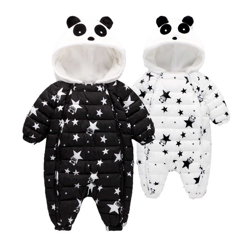0711c9e54b37 Detail Feedback Questions about Winter Baby Rompers Overalls Clothes ...