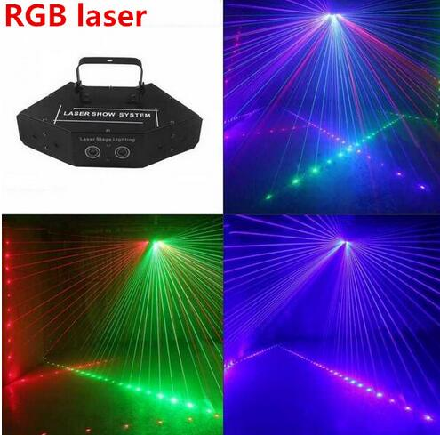 RGB laser light for DJ disco club stage effect light with vce control party disco light mass effect beam light china moka stage 4piece high power 250w rgb led co2 jets disco dj co2 equipment jet cannon machine for party disco night club