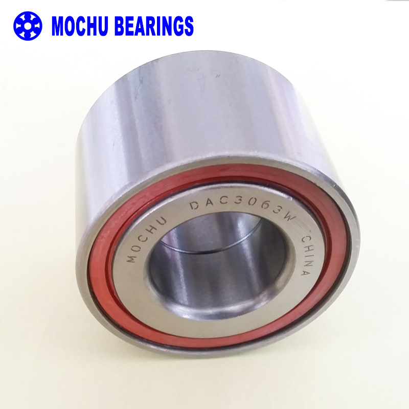 Free shipping 1pcs DAC3063W 30X63X42 DAC30630042 DAC3063W-1 9036930044 574790 Hub Rear Wheel Bearing Auto Bearing For TOYOTA  4pcs dac3063w 30x63x42 dac30630042 dac3063w 1 9036930044 574790 dac3063w 1cs44 hub rear wheel bearing auto bearing for toyota
