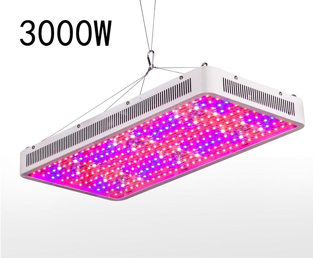 1200W LED Grow Light Full Spectrum For Indoor Hydroponics Plants Lamp VEG Cj