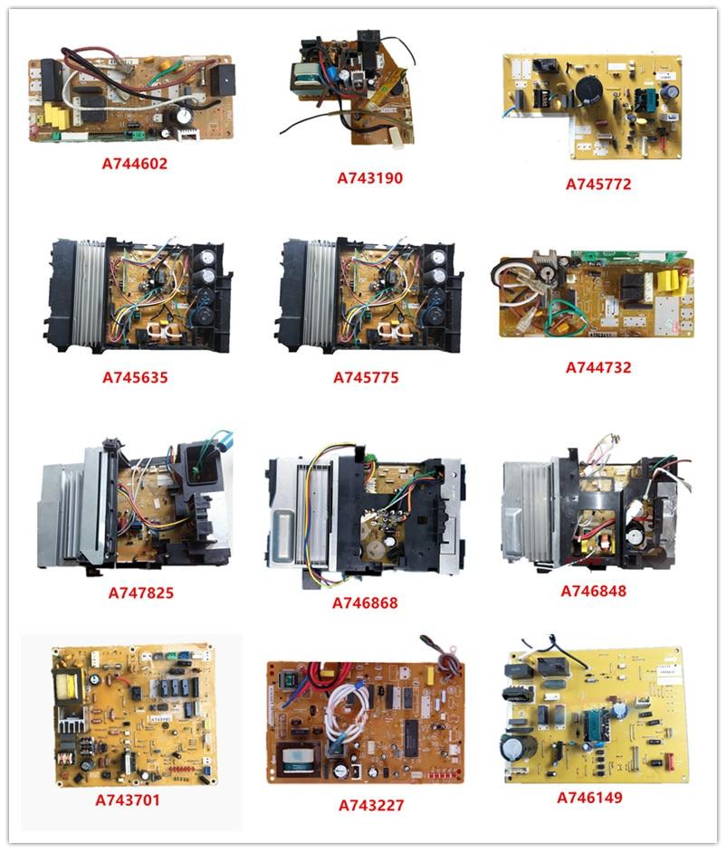 A744602| A743190| A745772| A745635| A745775| A744732| A747825| A746868| A746848| A743701| A743227| A746149 Used  Good Working