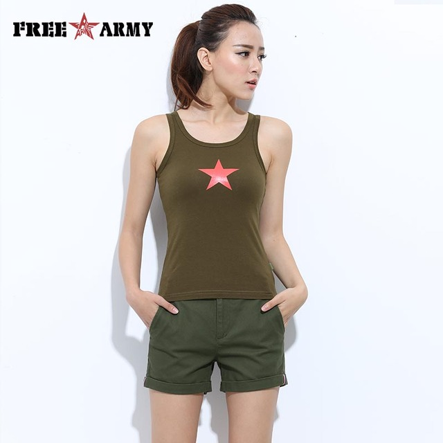 FREEARMY Mini Women's Sexy Short Shorts Summer Slim Hot Casual Shorts Girls Military Cotton Shorts 4 Colors Plus Size Female 5