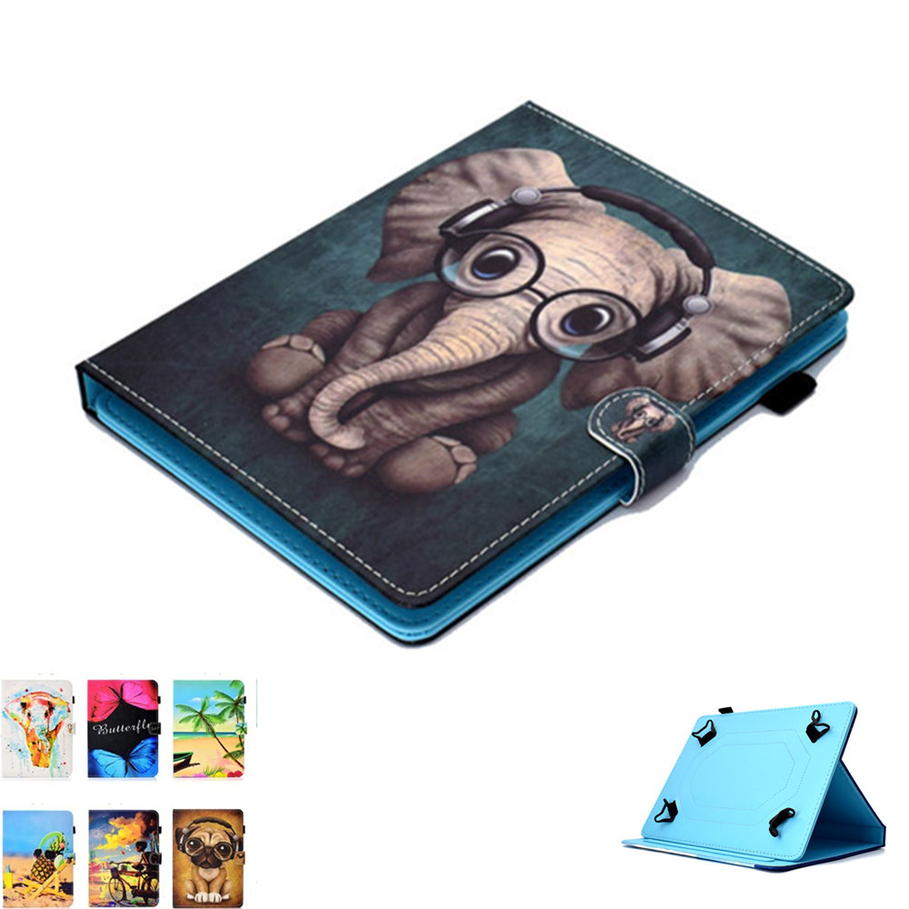 PU Leather 8 inch Universal Case For Samsung Galaxy Tab Pro 8.4 inch T320 T321 T325 SM-T320 SM-T321 SM-T325 Tablet Case+pen image