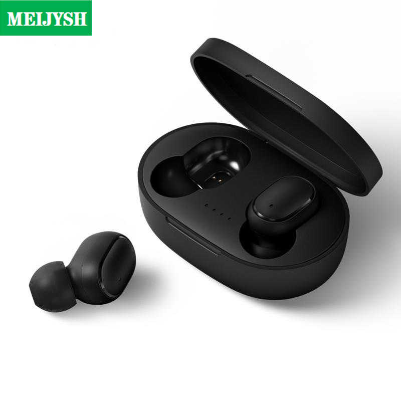 Mini A6S TWS Bluetooth Earphone Twins Wireless Headset Bluetooth Sports Stereo Headset With Mic Charging Box PK i100 i600 i30