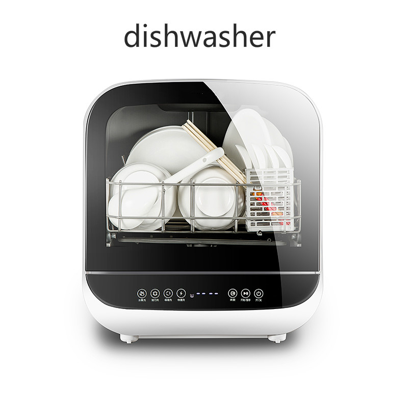 joyoung mini dishwasher free intelligent automatic dishwasher machine drying dish washing machine
