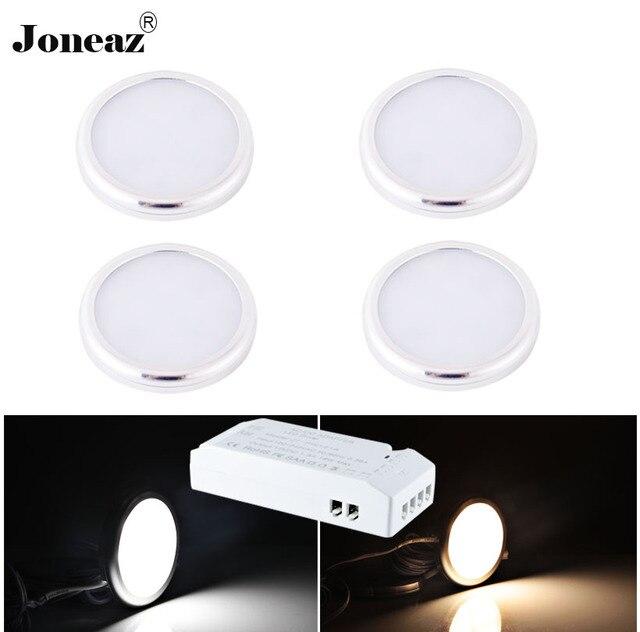 1 set Led cabinet light for kitchen closet wardrobe licht 220V 110V 12V hallway kast lamp armario corridor kastlamp home Joneaz