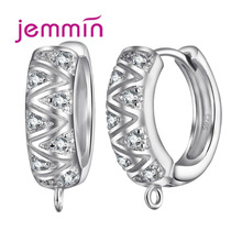 Jemmin High Quality Geometric Patterns 925 Sterling Silver H