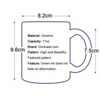 One Punch Man Mug Coffee Milk Ceramic Cup Creative DIY Gifts Home Decor Mugs 11oz T1351 3