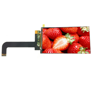 Image 1 - 5.5 inch 2K LCD screen 2560*1440 LS055R1SX03 display with HDMI to MIPI controller board for WANHAO D7