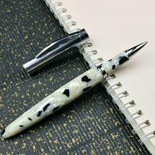Fuliwen Cow Ballpoint Pen Gel Resin Black Ink