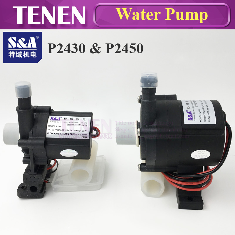 Water Pump Original P2430 P2450 For S A Industrial Chiller CW3000 AG DG CW5000 AH DH