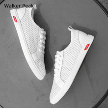 Brand Mens Casual Shoes Breathable Mesh Men's Sneakers Male