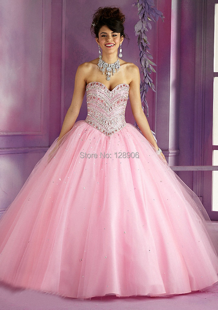 Popular Pink Quince Dresses-Buy Cheap Pink Quince Dresses ...