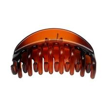 New Fashion Girls Hairpin Hair Crab Clamp Big Plastic Hair Claw Clips for Women Barrettes Hair Claws for Women Hair Accessories цена в Москве и Питере