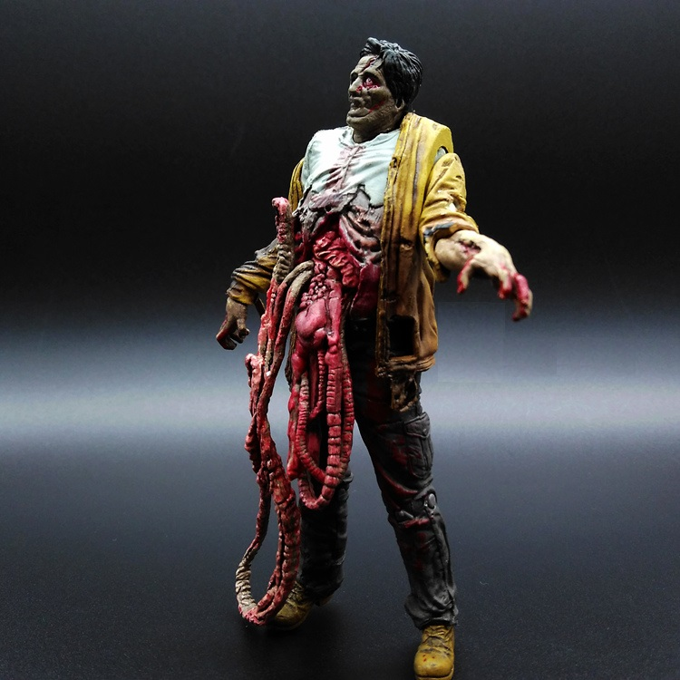 The Walking Dead Jason the Ripper zombie Sean action figure American TV series Doll Decorative gift  Desktop decoration the walking dead инстинкт выживания dvd box