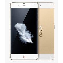 "Original Nubia Mi Praga 5.2 ""13.0MP MSM8939 Octa Core Snapdragon Teléfono Móvil 3 GB RAM 32 GB ROM Dual SIM 1920*1080 4G Smartphone"