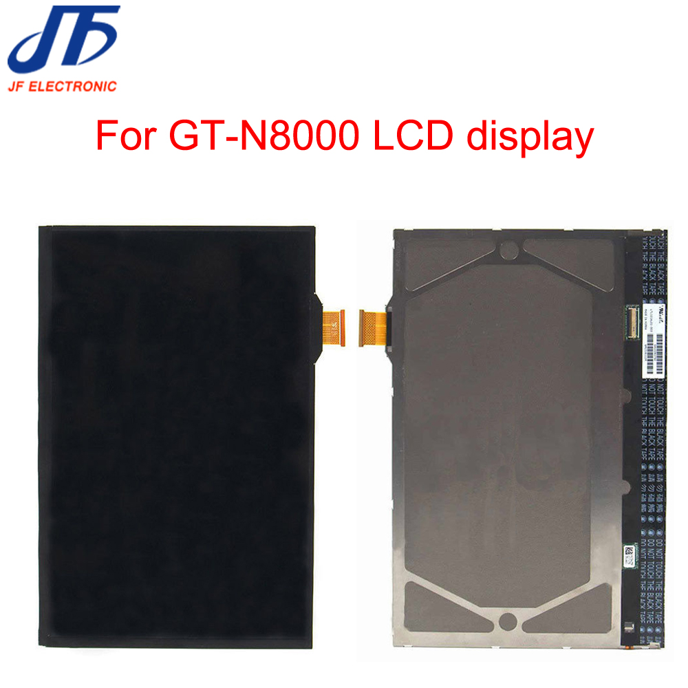 N8000 LCD Digitizer high quality For Samsung Galaxy Note GT N8000 10 1 LCD Screen Display