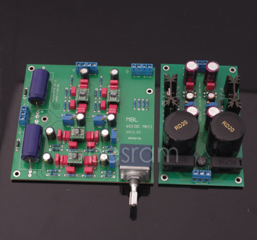 6010D Preamplifer finished board AD797 Capacitor ALPS27 Potentiometer цены онлайн
