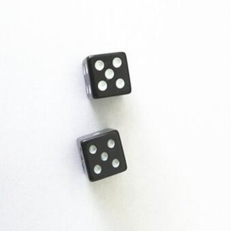 2 Stück Deluxe Forcing Würfel Russische Würfel Zaubertricks Requisiten Zauberartikel & -tricks