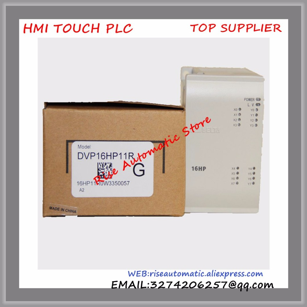 New Original PLC EH2 series Digital Extension Module 8-point 8DI 8DO NPN transistor DC power DVP16HP11R DVP16HP11T dvp16sp11t delta s series plc digital module di 8 do 8 transistor npn new in box