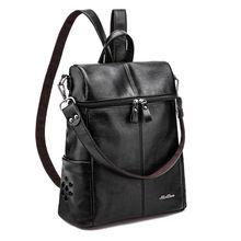 Nueva multifunción mochilas mujeres mochila de moda de alta calidad mochila bolso del cubo de la mujer de viaje bolsos de la computadora de la escuela back pack